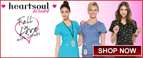 Heart Soul Scrub Apparel