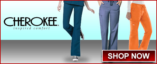 Cherokee Medical Pants