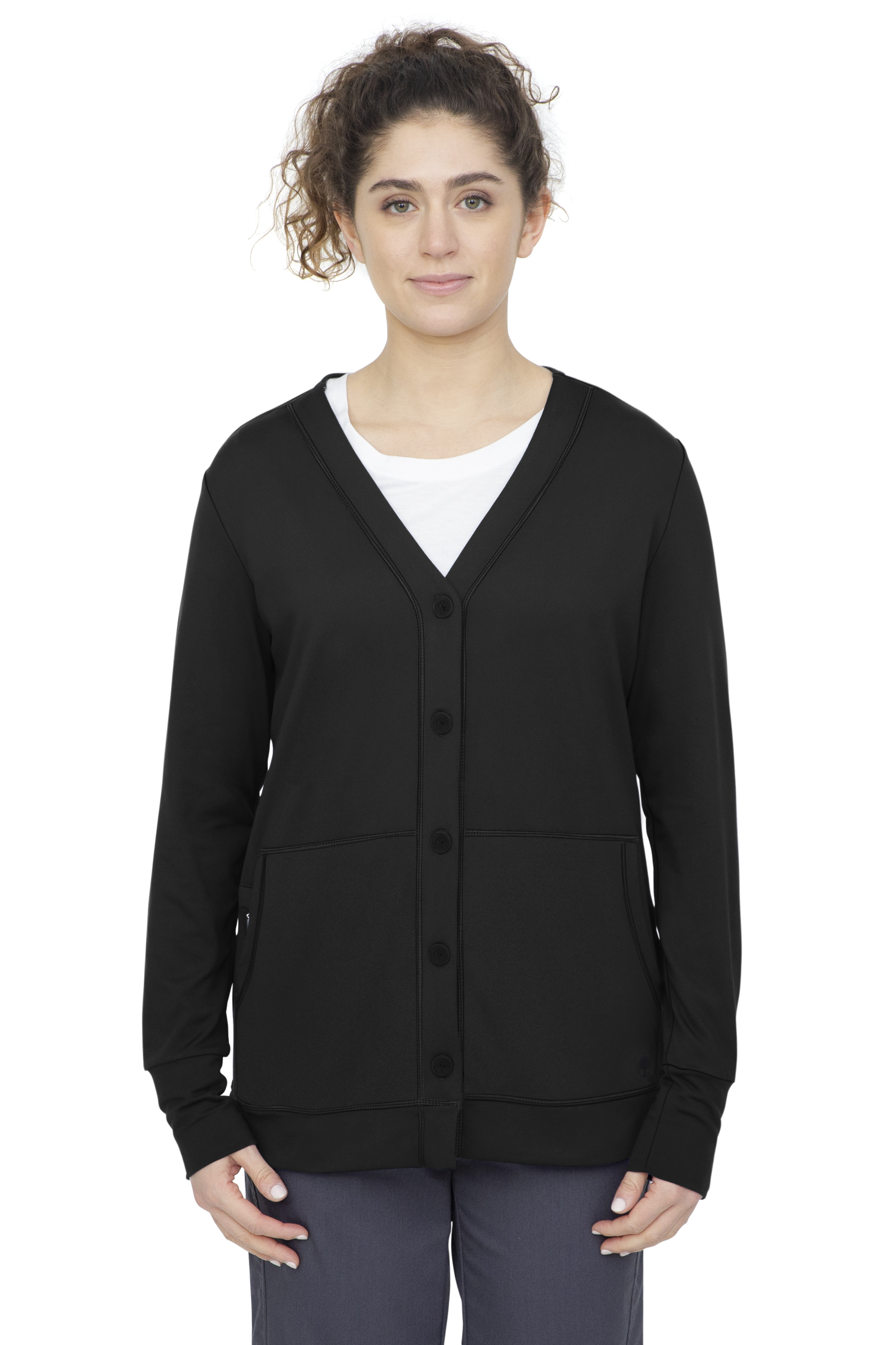 Becca Jacket- Poly/Spandex Knit-Knits