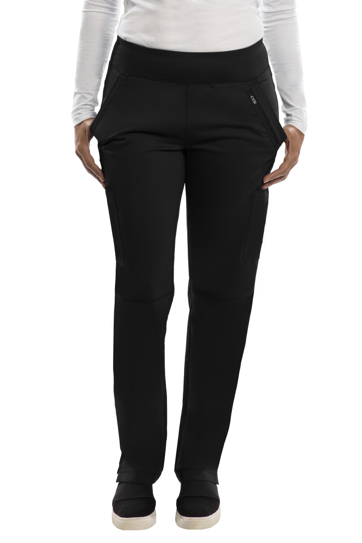 Tyra Slim Yoga Pant-Purple Label