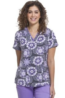 2266-VME-Amanda Top-Healing Hands Scrubs