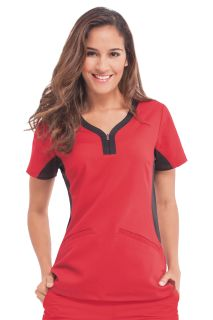 2270-Jessi Top-Healing Hands Scrubs
