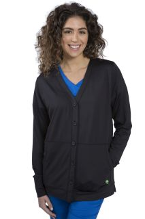 Becca Jacket- Poly/Spandex Knit-Healing Hands Scrubs