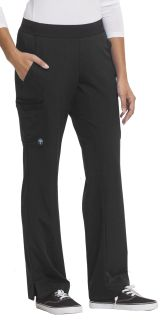 Rachel Pant-Yoga Inspired Straight Leg Pant With 6 Pockets & 1 Media Pocket-