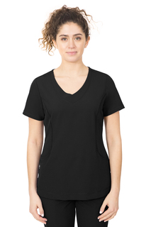 Sloan Top - Stylish V Neck-Healing Hands Scrubs