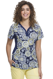 2270-GLI-Jessi Top-Healing Hands Scrubs