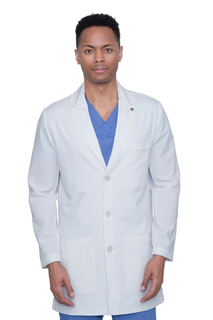 Logan Labcoat-The Modernist-Healing Hands Scrubs