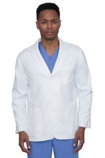 Leo Men Labcoat-The Minimalist-Healing Hands Scrubs