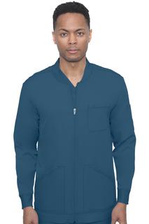 HH Works Michael 4 Pocket Men's Scrub Jacket-Hh Works