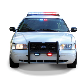 Ford Crown Victoria 2003-11 Push Bumper (Fascia Cut)