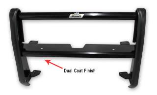 Ford Crown Victoria 2003-11 Push Bumper - Dual Coat (Fascia Cut)