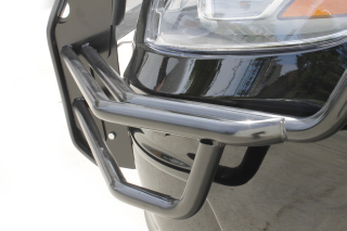 Ford Interceptor Sedan (Taurus) 2013 NEW Heavy Duty Wraparound (pair)-Go Rhino