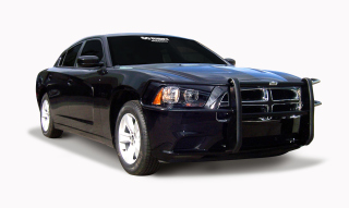 Dodge Charger 2011-13 Wraparound Brush Guard (pair)