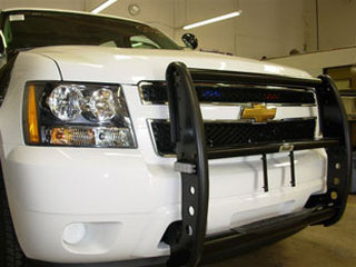 Chevy Suburban (1500 Series Only) 2007-13 Suburban HD Guard