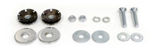 Universal / Replacement Parts Plug Kit (for Chrome 3000 Series Top Tube)