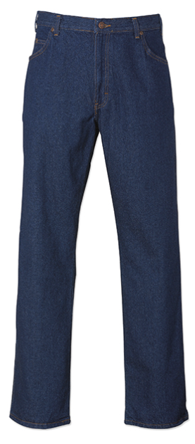 Double Knot Relaxed Fit Jeans-RD