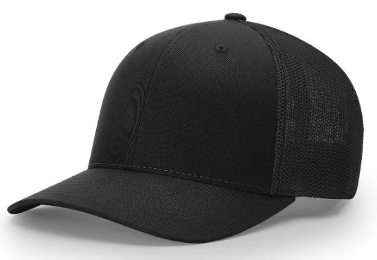 Mesh Back Flex Fit Cap-