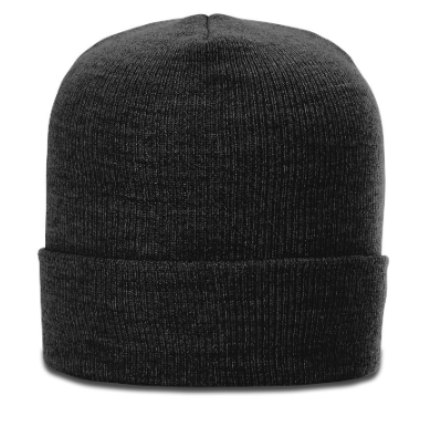 Heathered Knit with Cuff Toboggan-RS