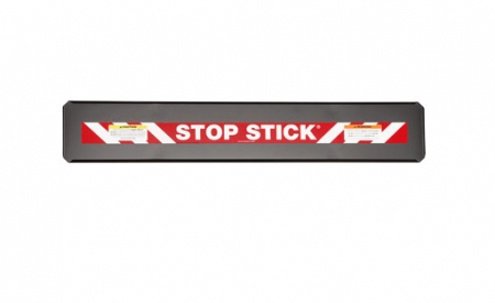 Aluminum Mounting Tray-Stop Stick