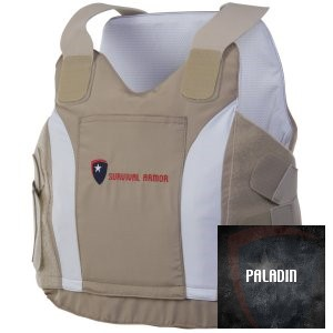 High Performance PALADIN Female SBA -Level II-Survival Armor