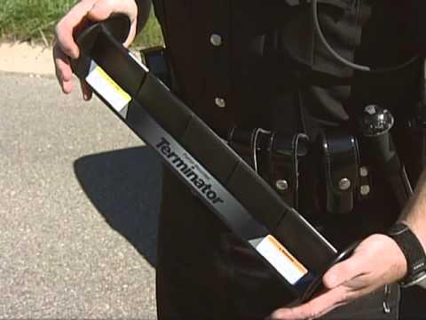 Patrol Terminator-Stop Stick