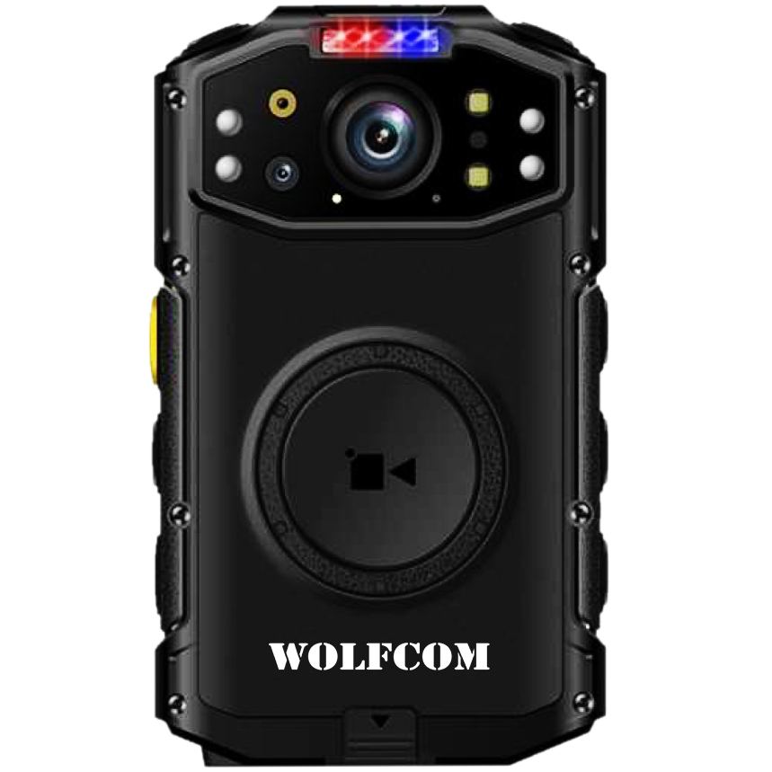 WOLFCOM Commander Police Body Camera-Wolfcom