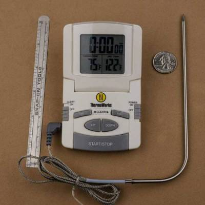 Cooking Thermometer/Timer TWB362B -The Ultimate Image