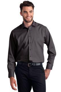 Calvin Klein Non-Iron Dobby Shirt-Calvin Klein