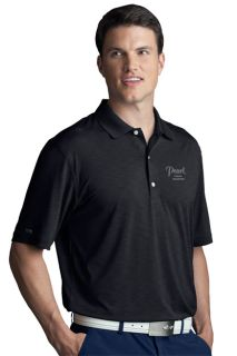 Play Dry  Heather Polo-Greg Norman
