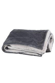 Faux Mink Sherpa Blanket-Vantage