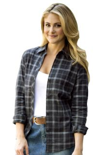 Womens Brewer Flannel-Vantage