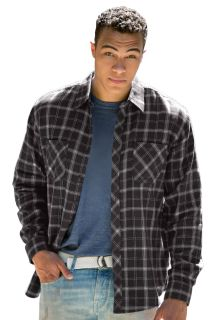 Brewer Flannel Shirt-Vantage