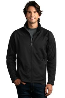 Brushed Back Micro-Fleece Full-Zip Jacket-Vantage
