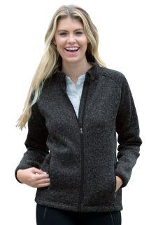 Womens Summit Sweater-Fleece Jacket-Vantage