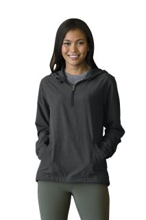 Womens Pullover Stretch Anorak-Vantage