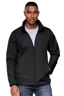 Full-Zip Lightweight Hooded Jacket-Vantage