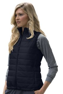 Womens Apex Compressible Quilted Vest-Vantage