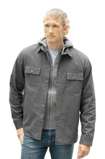 Boulder Shirt Jacket-Vantage