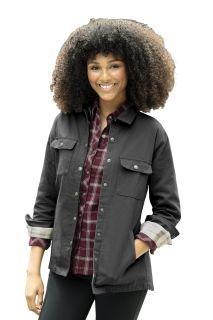 Womens Boulder Shirt Jacket-Vantage
