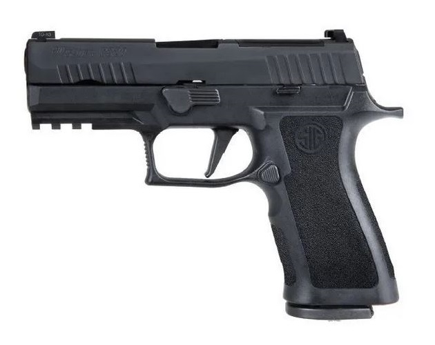 LE Model - Sig Sauer P320 - Carry PRO 9MM - OPTIC READY / RAIL-Sig Sauer