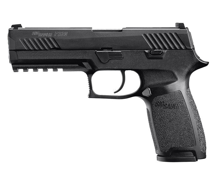 Sig Sauer P320 - Fullsize - Night Sights-