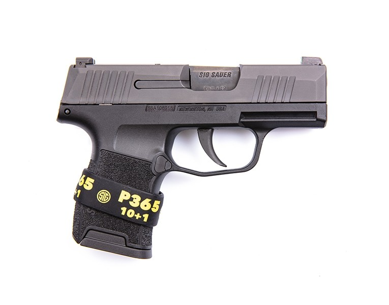 Sig Sauer P365, Micro Compact, 9MM, Night Sights-