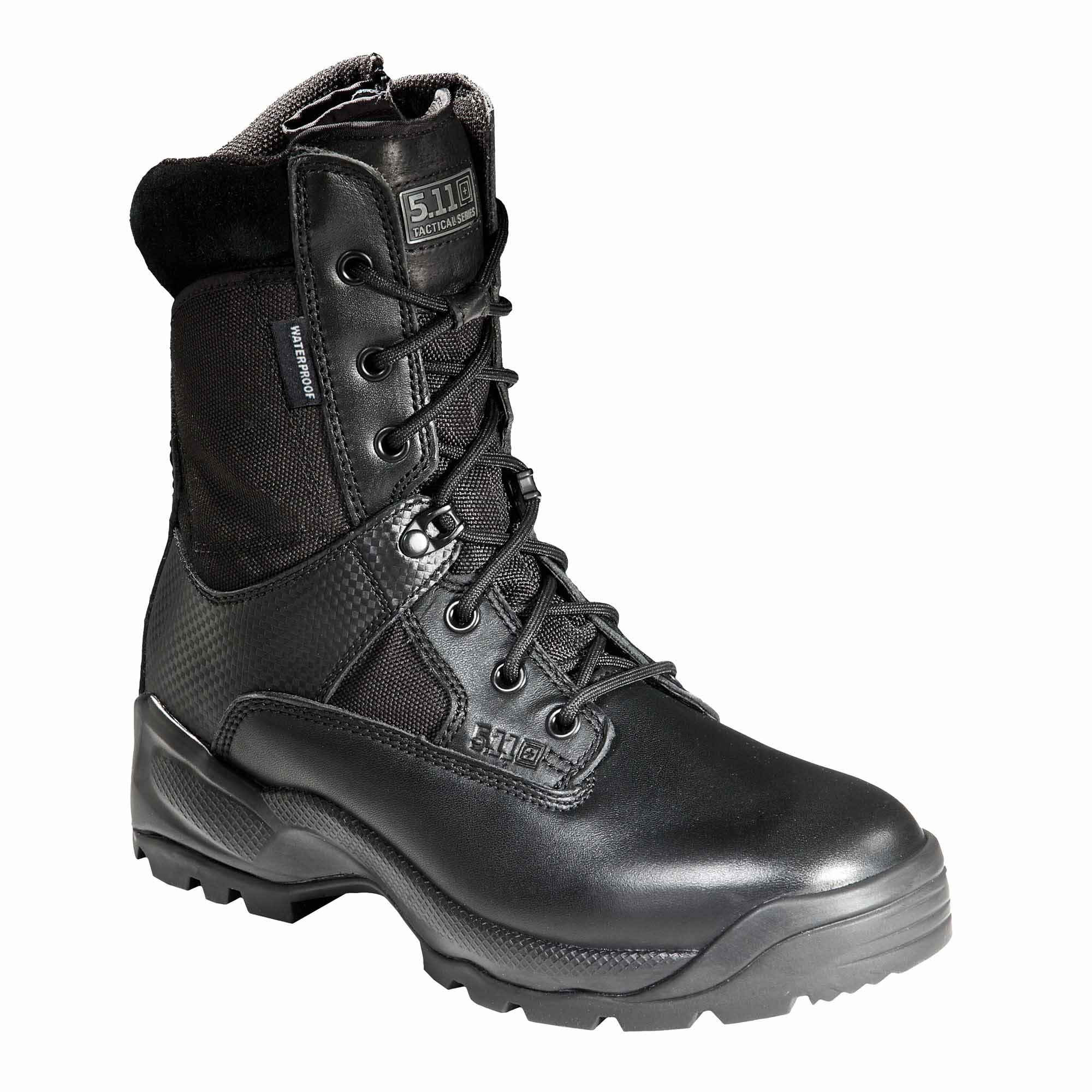 5.11 A.T.A.C 8 Inch Storm Boot with Side Zip | 12004-511