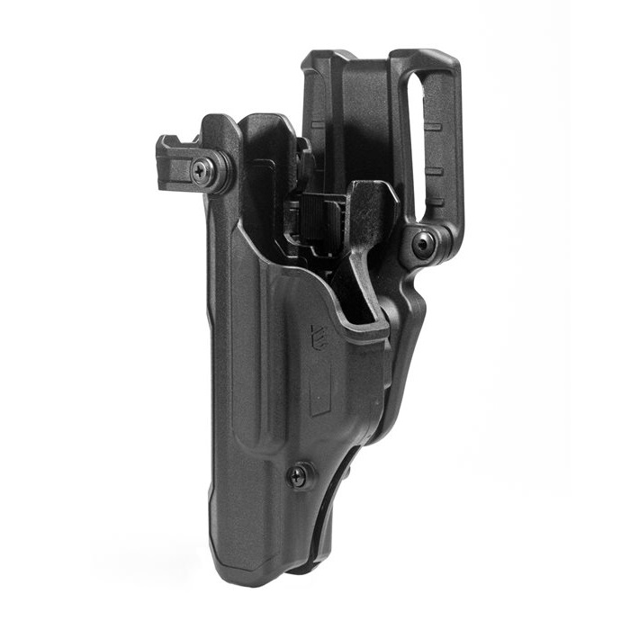 Blackhawk T-Series Level 3 Glock Duty Holster LH | 44N500BKL-Blackhawk