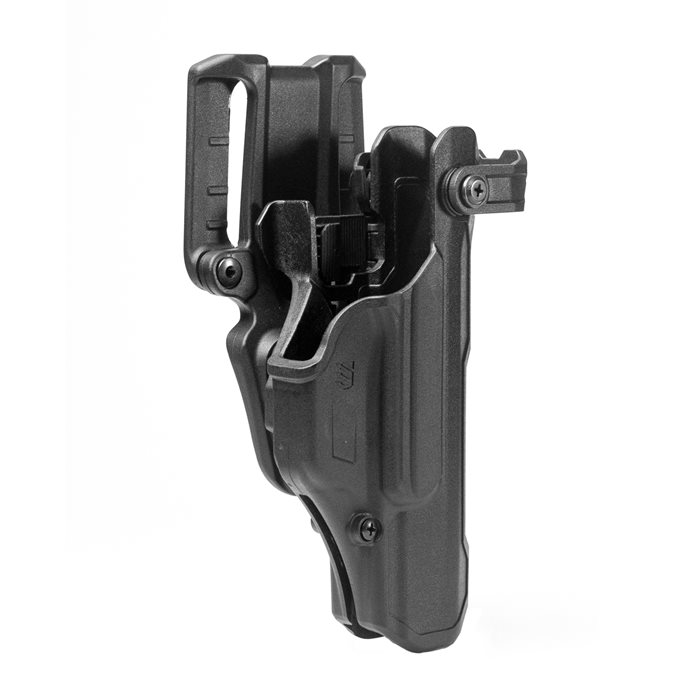 Blackhawk T-Series Level 3 Glock Duty Holster RH | 44N500BKR-Blackhawk