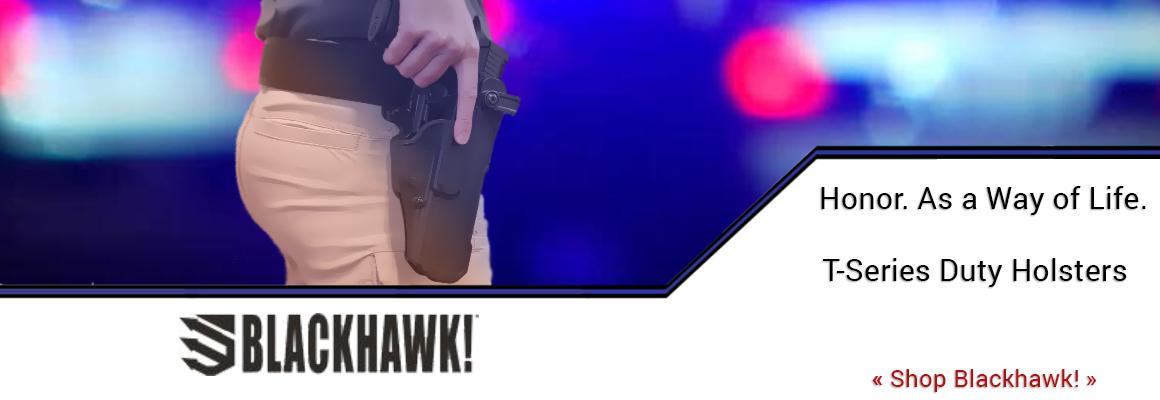 Blackhawk T-Series Duty Holsters