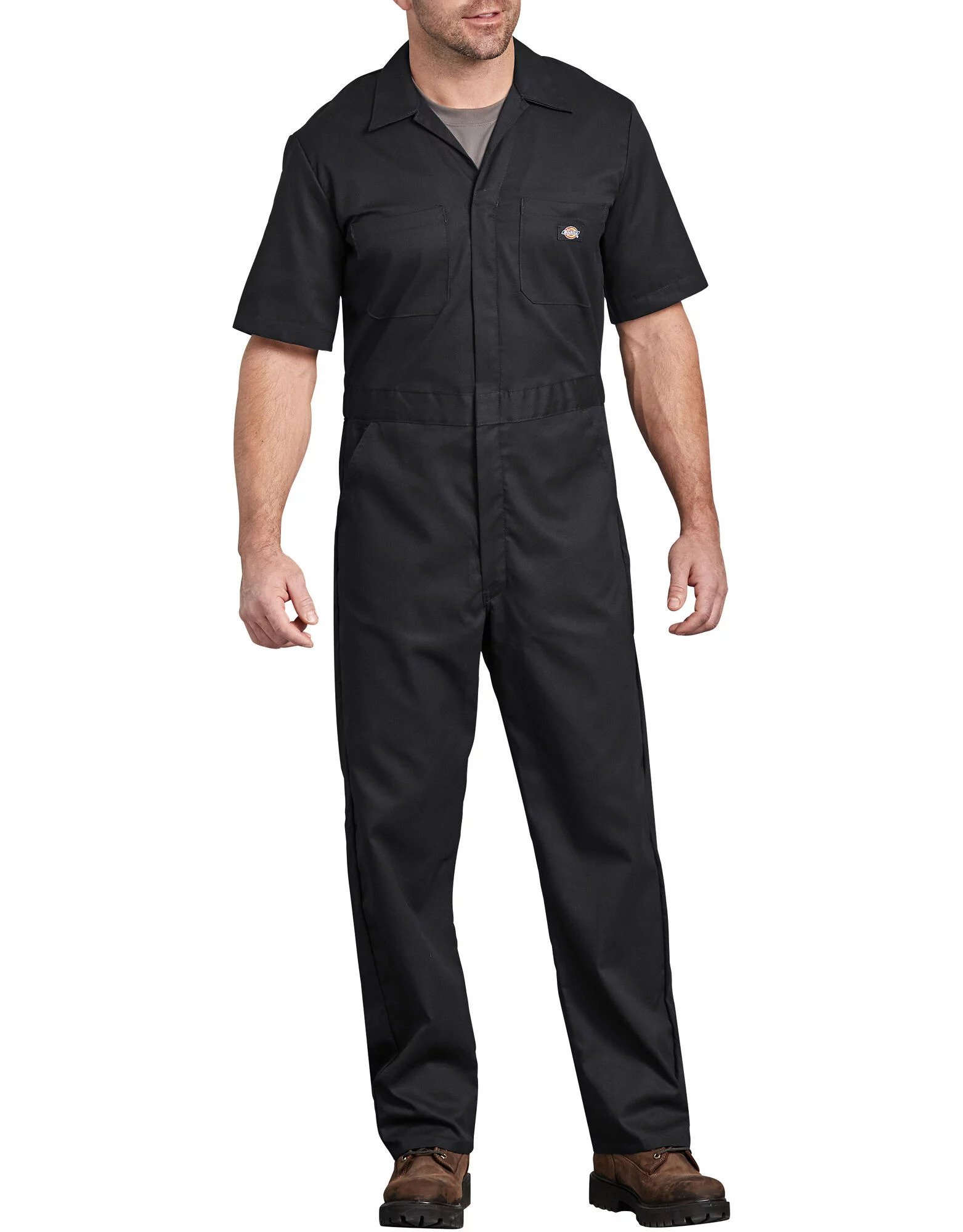 Dickies FLEX Short Sleeve Coveralls | 33274-Dickies