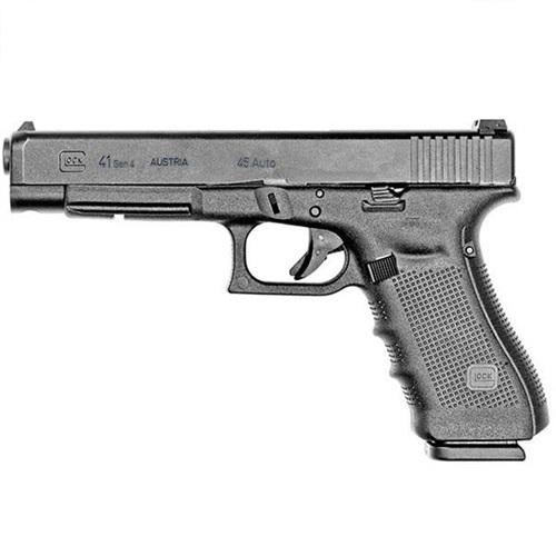Glock LE Model 41 Gen4 45ACP Pistol-Glock