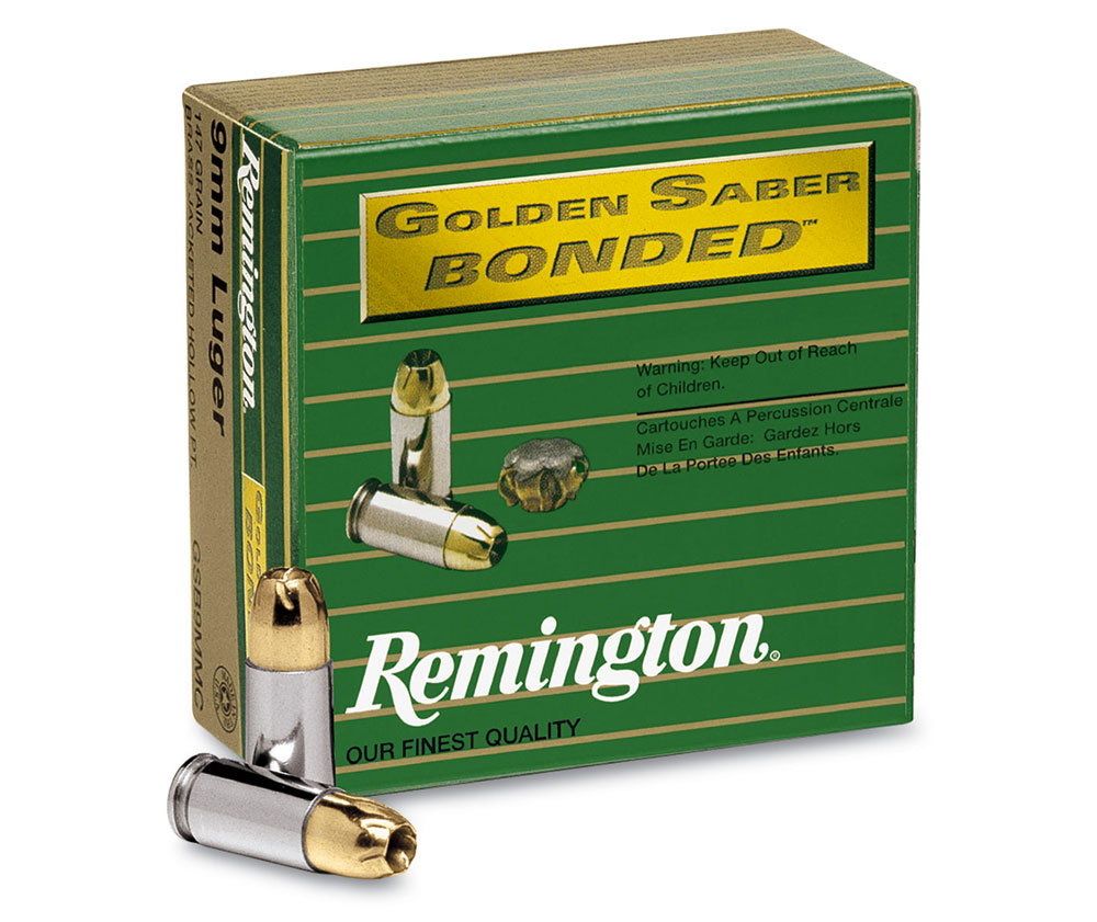 Remington GSB9MMC 9mm Ammunition, 10-50rd Boxes, 500rd Case-Remington