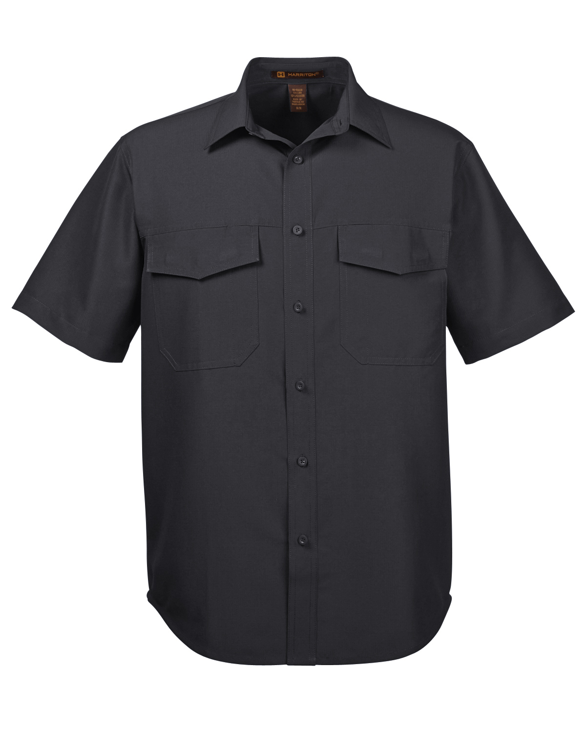 Harriton Men's Key West Short-Sleeve Performance Staff Shirt | M580-